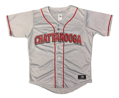 Chattanooga Lookouts Youth Road Replica Jersey