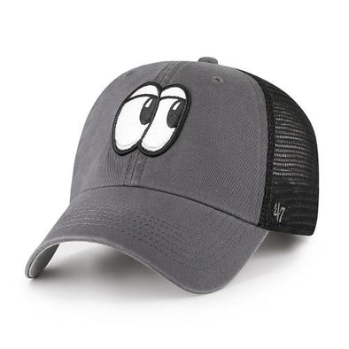 Chattanooga Lookouts Blue Hill Closer Mesh Charcoal