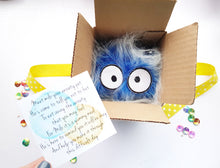 Load image into Gallery viewer, Milo The Anxiety Pet ♡ - Anxiety , Mental Health Gift - Little Happy Thoughts