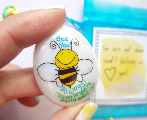 Bee You! Always - You Are Amazing! - Little Happy Thoughts