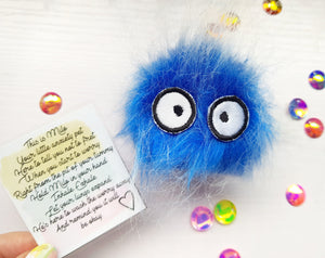 Limited Edition Milo The Anxiety Pet ♡ - Anxiety , Mental Health Gift - Little Happy Thoughts