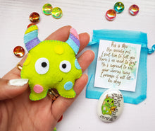Load image into Gallery viewer, Max Pack - Max The Anxiety Monster Gift Set - Little Happy Thoughts