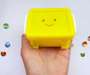The Mini Box Of Sunshine - It's The Little Things That Matter - Little Happy Thoughts