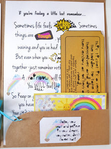 Little Pack Of Positivity - A Reminder Of Your Awesomeness - Little Happy Thoughts