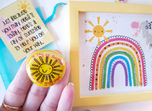Load image into Gallery viewer, Daily Reminder - Ray Of Sunshine Set 💛🌞🌈 - Little Happy Thoughts