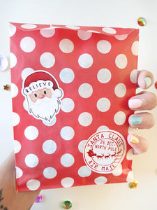 Little Bag Of Christmas Happy Post 🎄❤ - Little Happy Thoughts