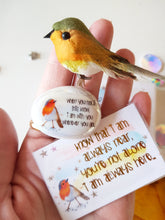 Load image into Gallery viewer, A little Robin Reminder - You Are Not Alone Gift Set ❣💕 - Little Happy Thoughts