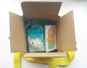 Personalised Little Box Of Positivity - Little Happy Thoughts