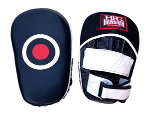 "Newest Release! HFG ""Curved Thai Pad Mitt"" Best Coaching Equipment..."