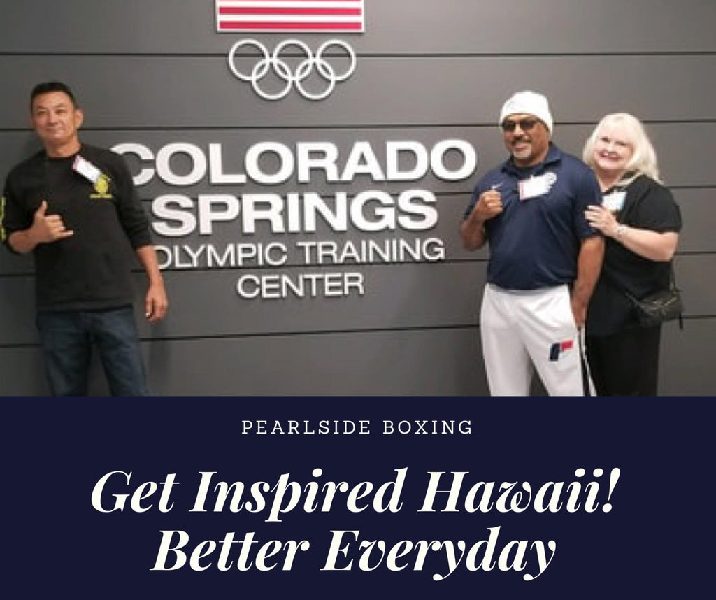 FIND MOTIVATION AND GET INSPIRED VIDEO PREVIEW WITH BOXING...PEARLSIDE OHANA!
