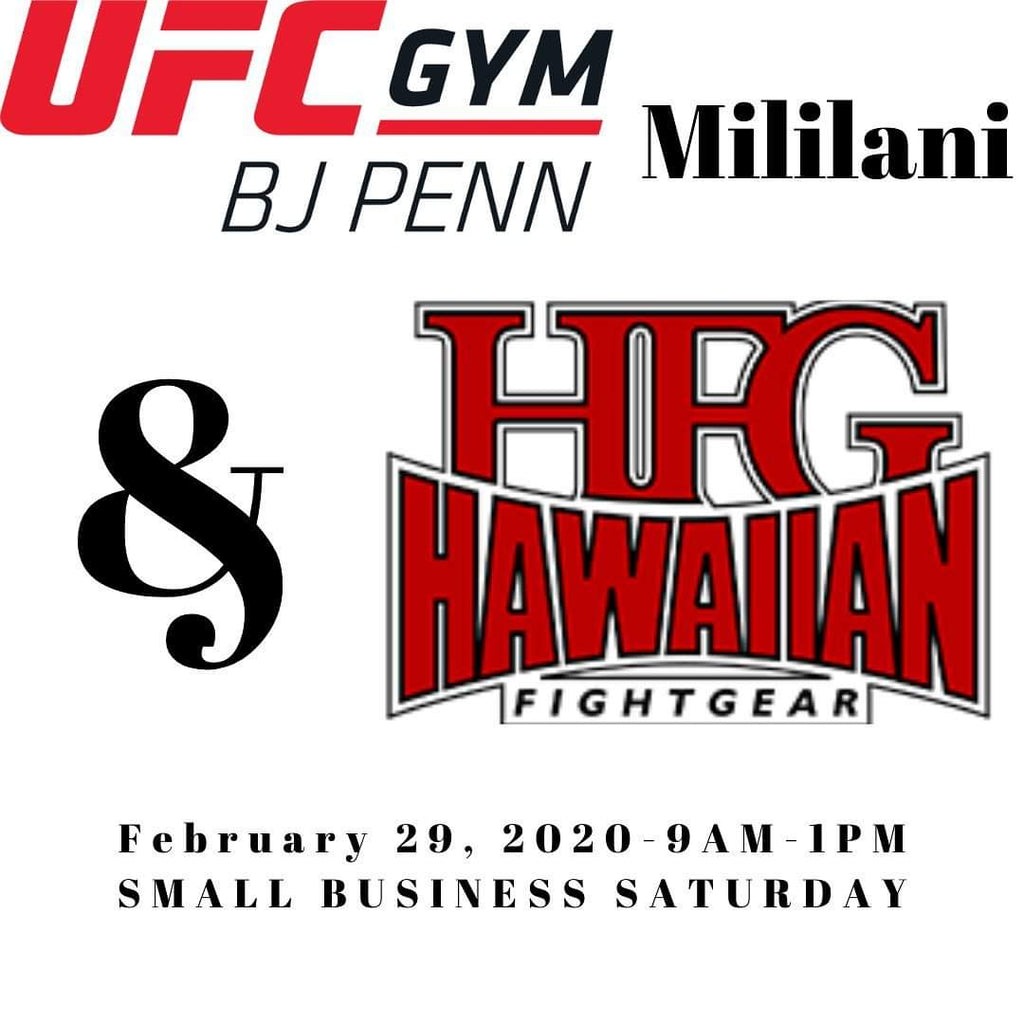 UFC Gym Mililani Open House Event with HFG this Saturday 9am to 1pm...