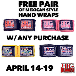 FREE HANDWRAPS WITH ANY ONLINE PURCHASE THRU SUNDAY!
