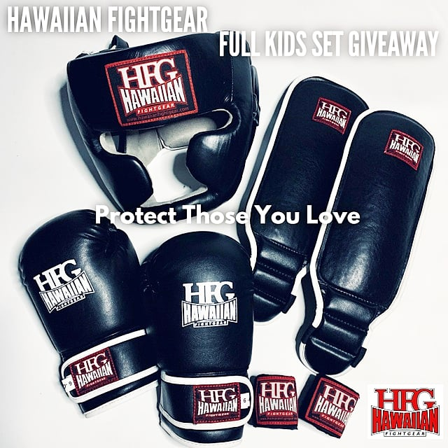 "HFG FREE ""KIDS BOXING SET"" GIVEAWAY🚨🚨🚨"