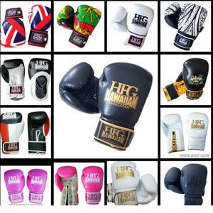 HFG Newest Boxing Gloves Line up 2020!