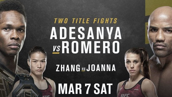UFC 248 Adesanya vs. Romero Full Countdown Full Episode Video Preview..