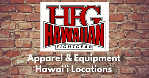 Locations across the State of Hawaii for HFG Products Distribution...