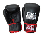 HFG Youth-Kids Boxing Gloves-Black/Red