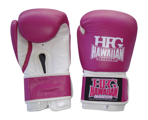 """Fuschia Lavender"" Boxing Gloves"