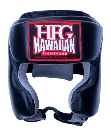 """Rival Style"" Boxing Headgear Blk."