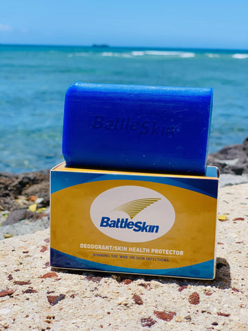 Battleskin Soap-6 oz.