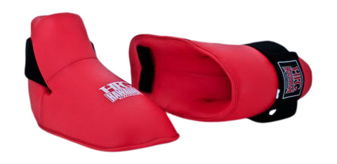 Kickboxing Shoes Vinyl-50% OFF-Red