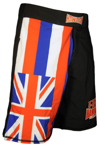 "HFG ""Hawaiian Youth"" Stretch Fabric Fightshorts"