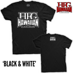 "NEW! HFG ""Black & White"" T-Shirt"