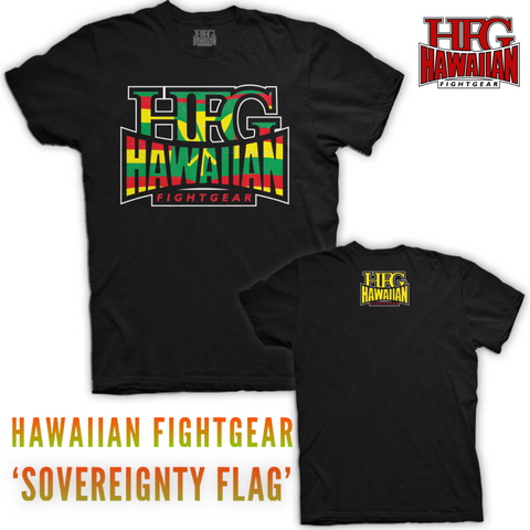 "NEW! HFG ""Sovereignty Flag"" T-Shirt"