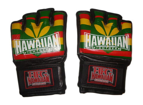Ultimate Sovern Flag MMA Gloves