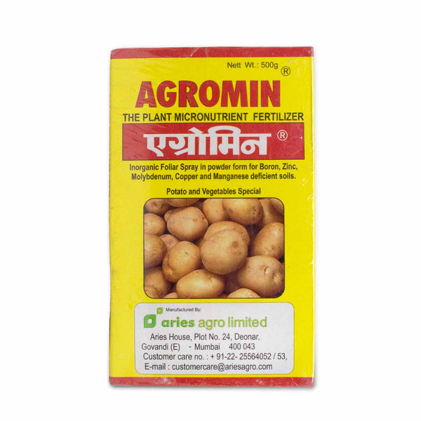 Agromin (Potato and  vegetable Special) - Agritell.com