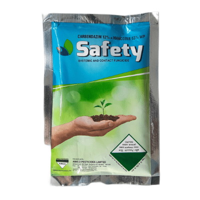 Safety ( Systemic and Contact Fungicide )