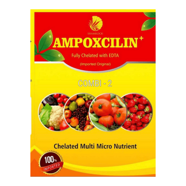 Buy Ampoxcilin-Chelated Multi Micronutrient Fertilizer (Combi 2) Online - Agritell.com