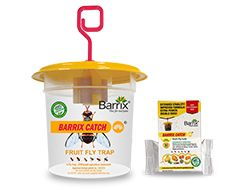 Buy Barrix Catch Fruit Fly Trap Online - Agritell.com