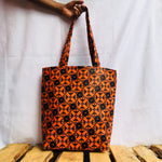 TOTE BAGS WITH SOLID CANVAS