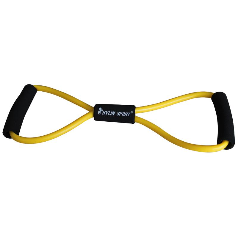 Yellow  figure 8 Resistance Band