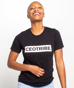 CeoTribe T-Shirt - Black