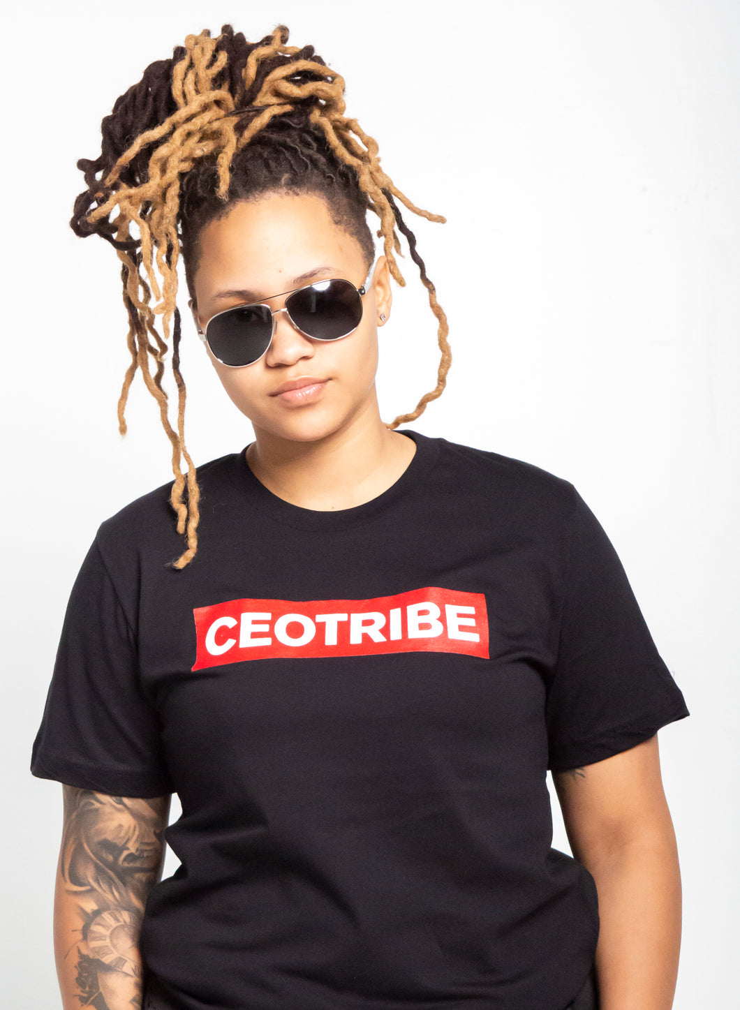 CeoTribe T-Shirt - Red