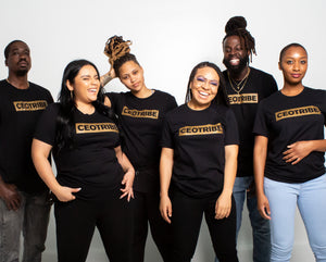 CeoTribe T-Shirt - Gold