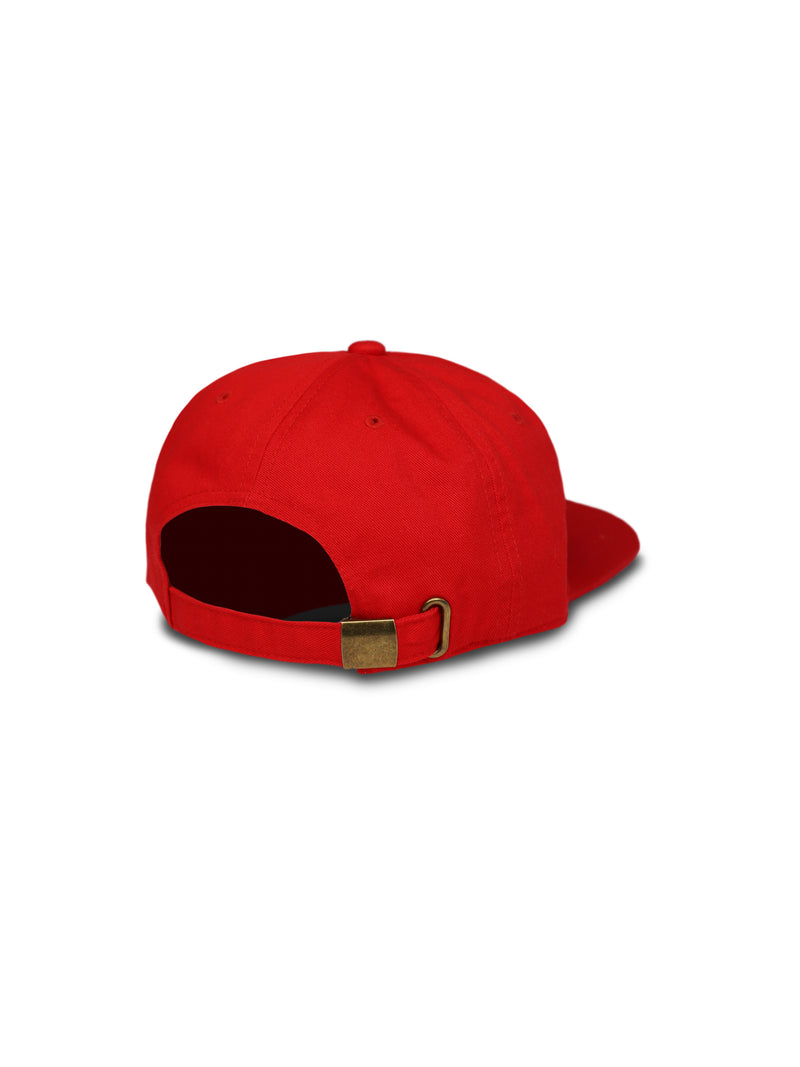 ATT - Snap Back Hat - Red