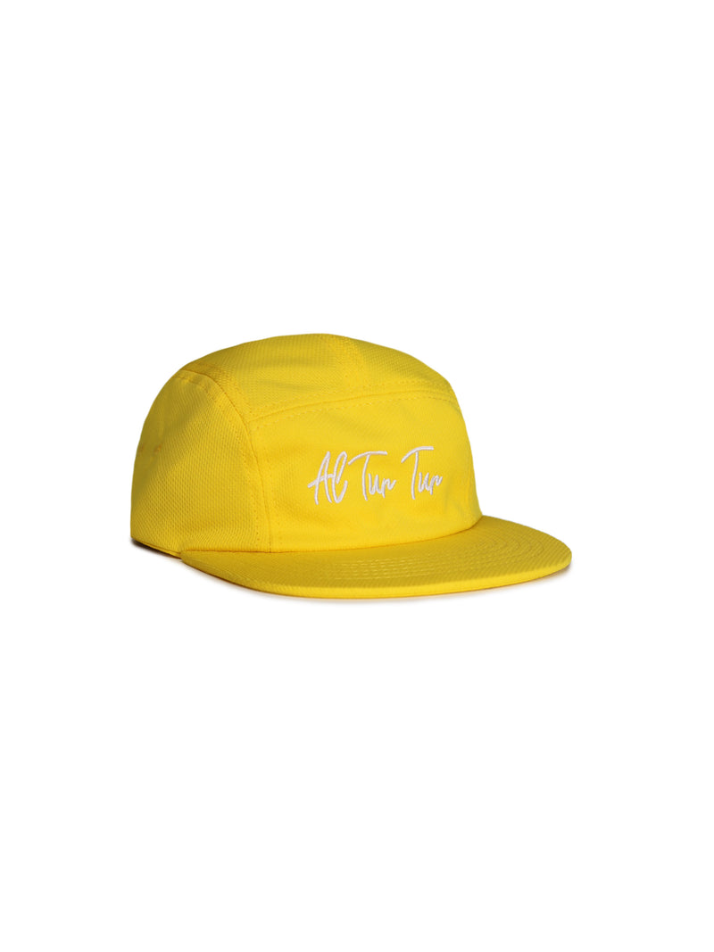 ATT - Mesh Snap Back Hat - Yellow