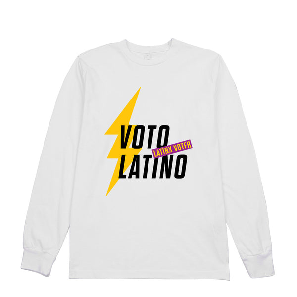 Voto Latino - Latinx Voter - Long Sleeve