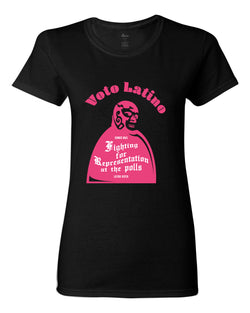 Voto Latino - Luchador  - Women's Fitted Tee