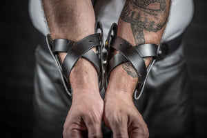 Load image into Gallery viewer, Forearm Harness | Leather