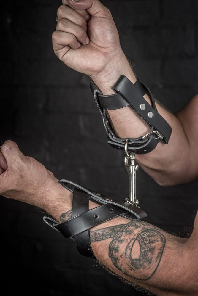 Forearm Harness | Leather