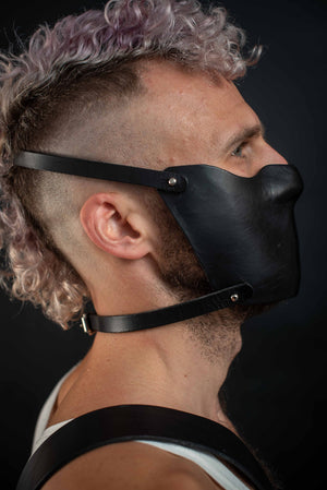 Load image into Gallery viewer, Muzzle | Leather