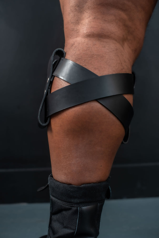 Calf Harness | Leather