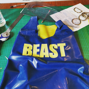 Load image into Gallery viewer, Beginners Rubber Vest Making Course