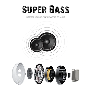 I11 Bass Shots - True Surround Sound (Wireless and Waterproof)