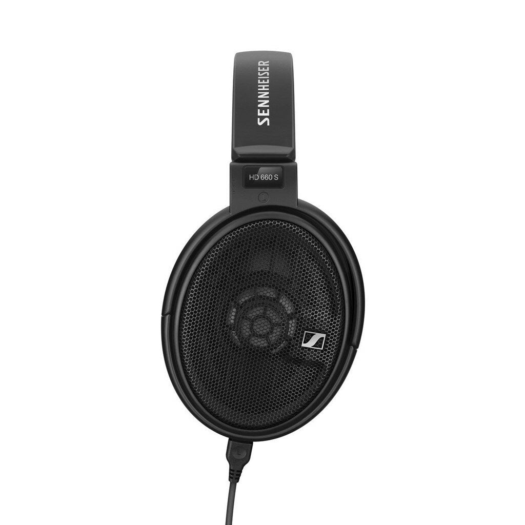 Sennheiser HD 660S High End Kulaklık Kapsül Detay