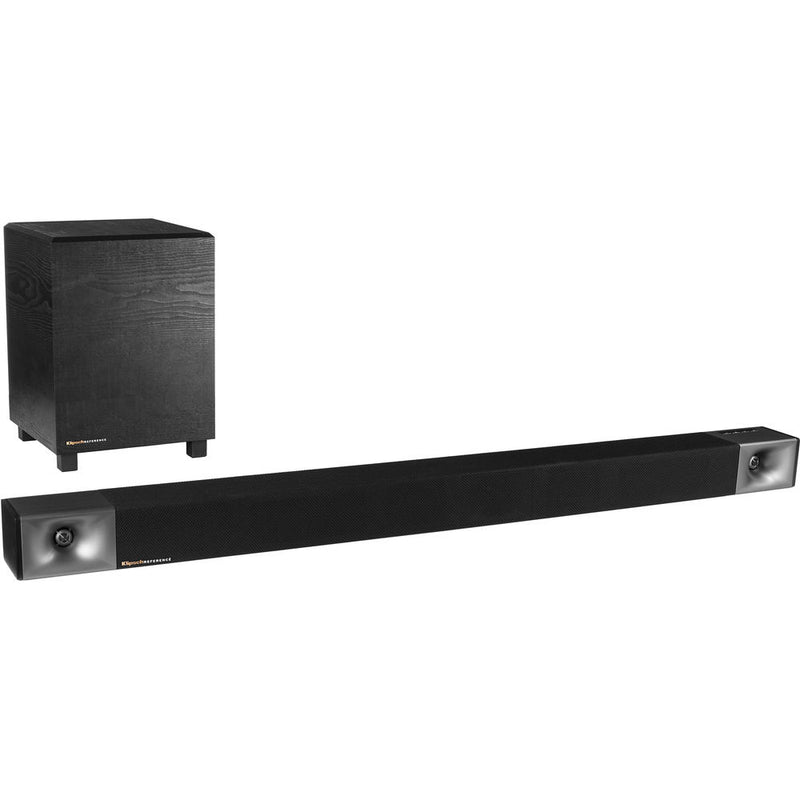 Klipsch Cinema 600 3.1 Soundbar + Wireless Subwoofer